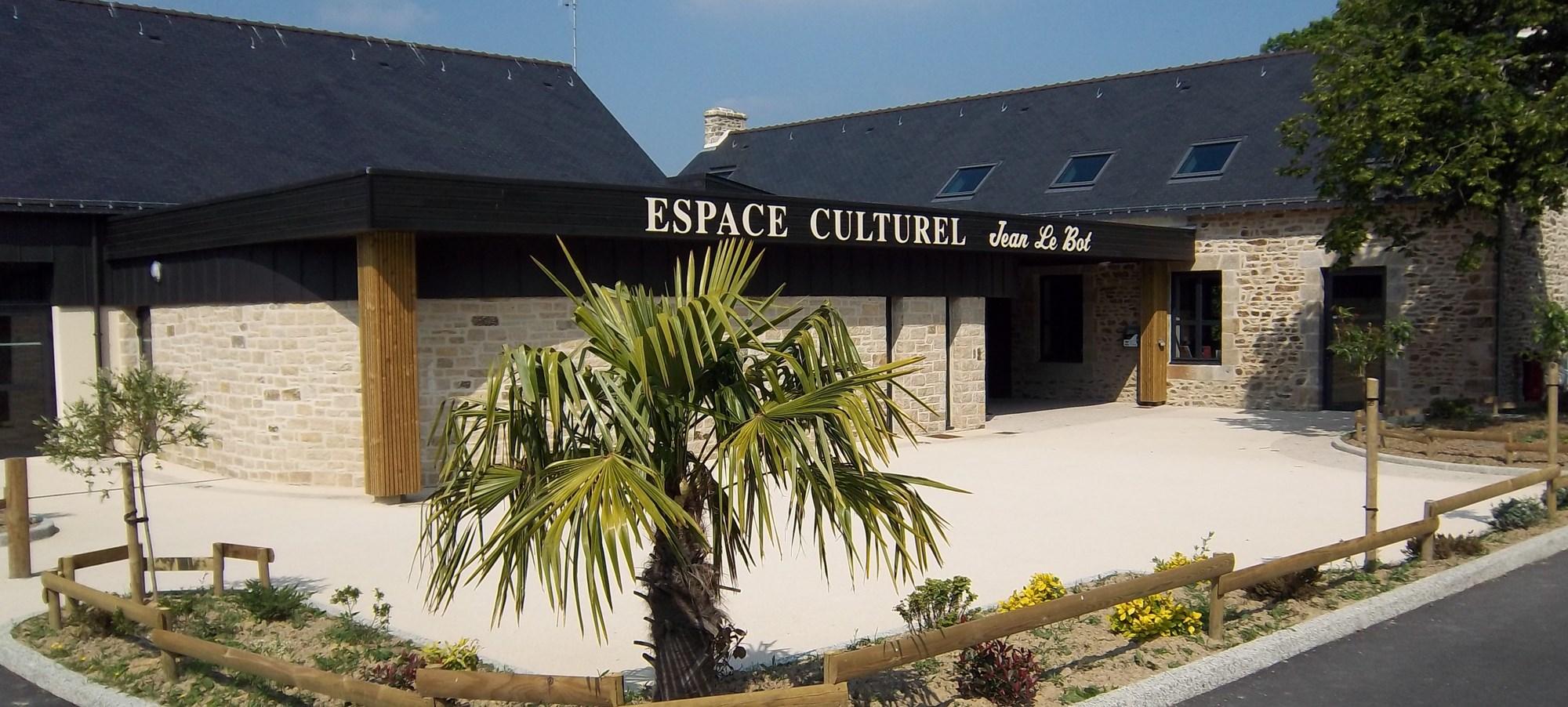 Bandeau de la page 'Espace culturel et Médiathèque