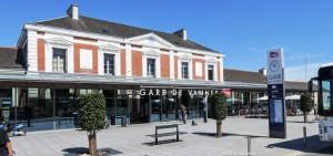 Gare de Vannes