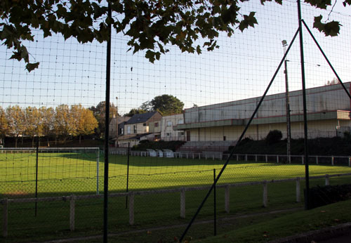 Terrain de football (rue de la gare)