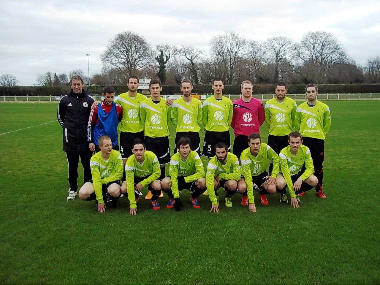 Equipe A 2014-2015 2