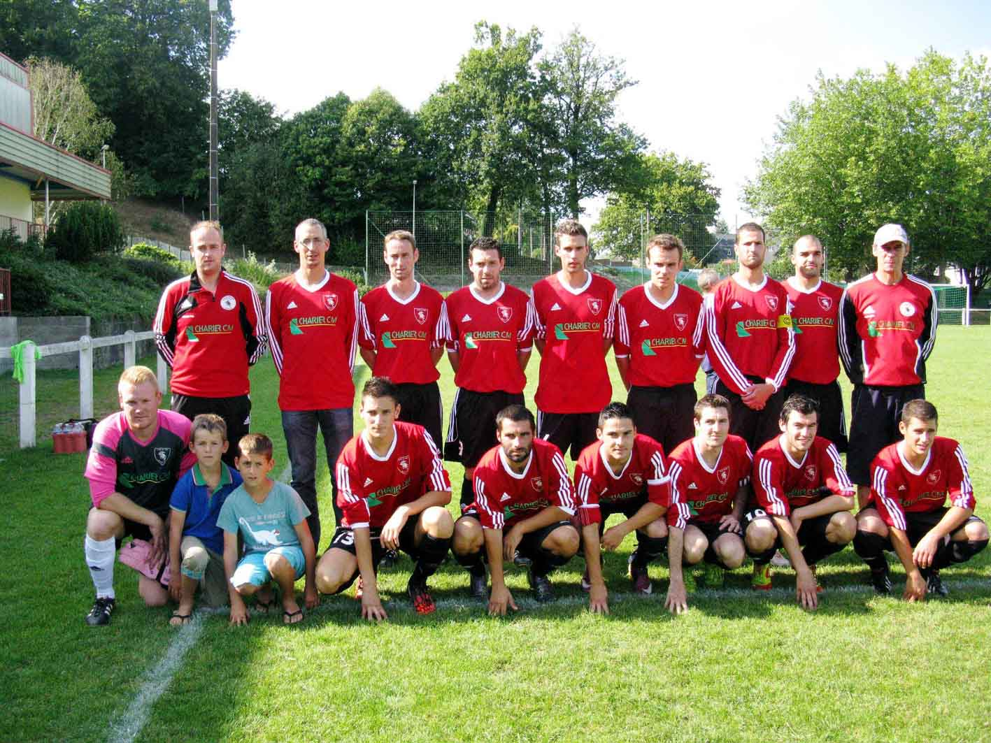 Equipe A 2014-2015