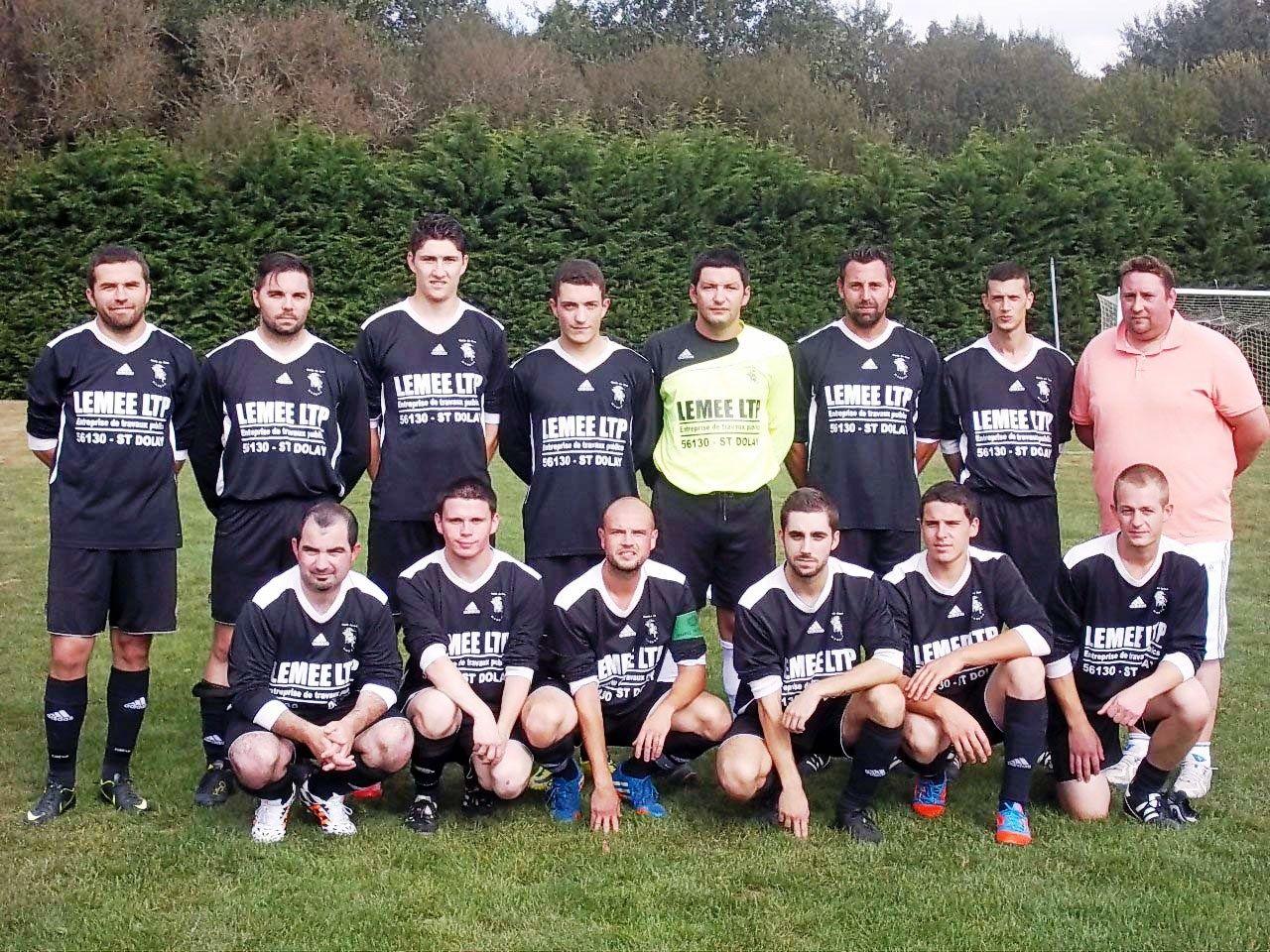 Equipe B 2014-2015