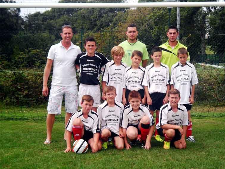 U13 Equipe C - 2014-2015