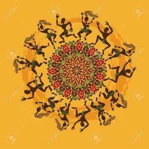 Illustration danse africaine